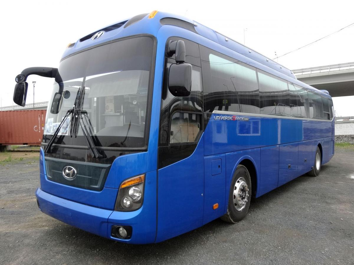 Hyundai Universe Space Luxury 2012
